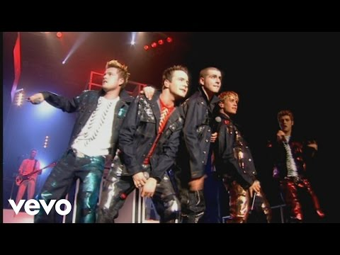 Westlife - When You're Looking Like That (Where Dreams Come True - Live In Dublin)
