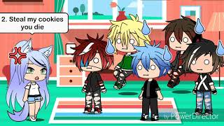 •~♥Living with the vampire brothers♥~ Gacha life ~ Episode 1~•