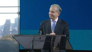 The New York Times Chairman Arthur O. Sulzberger Jr. Delivers Introductory Remarks | DealBook