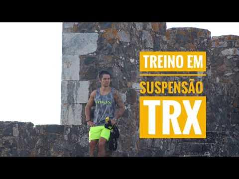 Treino com TRX Castelo de Beja