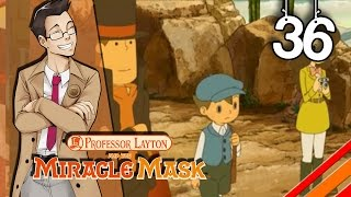"Professor Layton and the Miracle Mask | ""ENDING"" 