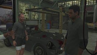 Grand Theft Auto V - Part 61: Deep inside HD