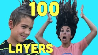 100 LAYERS HAIRSPRAY