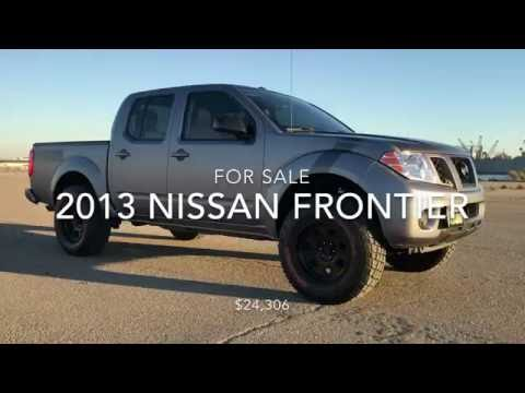 2013 Nissan Frontier PRO4X Stealth (FOR SALE) Custom SV