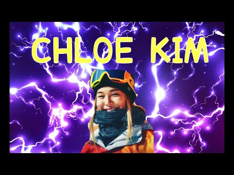 "CHLOE KIM ""pushing further"""
