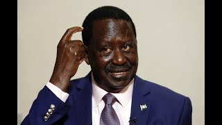 Raila Odinga's options in the upcoming major announcement