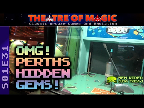 S01E31 OMG! Perth's Hidden Gems! - Pickup turns into Aladdin's Cave (Midway Space Invaders Pickup)