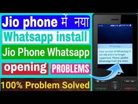 Jio Phone Me Whatsapp Par Whatsapp Status Kaise Lgayehow To