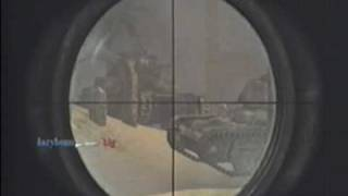 Call of Duty 2: Big Red One Online (PS2) [Capture the Flag_10/14/09]