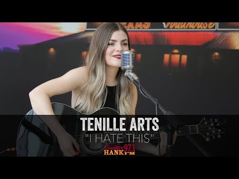 """Tenille Arts - """"I Hate This"""" (Acoustic)"""
