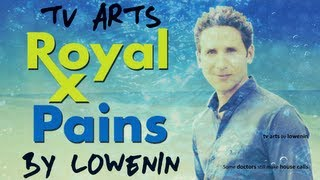 TV Arts - Royal Pains