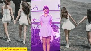 (여자 친구)Gfriend Me gustas tu (예린) Yerin Stage Mix