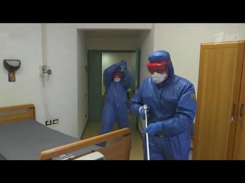 Помощь в борьбе с коронавирусом Италии оказывает Россия.