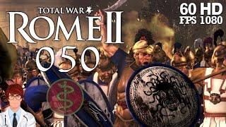 Total War: Rome 2 - Pergamon #050 - Söldner gegen Söldner I [Deutsch] | Rome II Gameplay