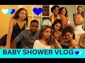 OUR OFFICIAL BABY SHOWER!!! (VLOG)