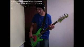 CCR - Have You Ever Seen The Rain [Bass Cover with Tabs]