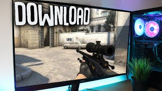 How To Download CŠGO On PC For Free (Full Guide)   CS GO Download