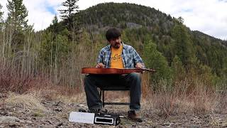"Amazing Slide Guitar: Dan Dubuque NIRVANA's ""Heart Shaped Box"""