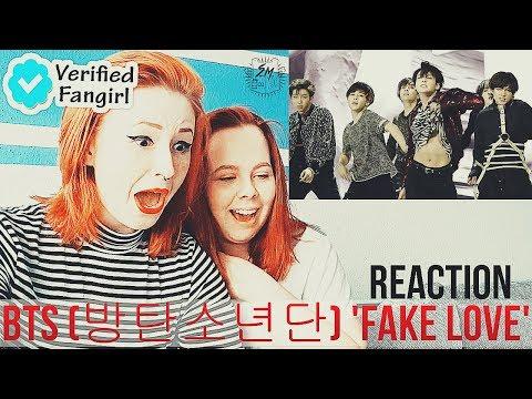 BTS (방탄소년단) 'FAKE LOVE' Official MV [REACTION+ENG SUB]