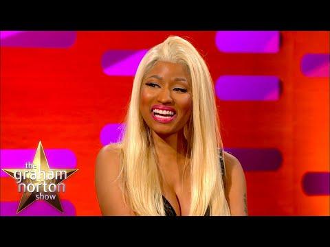 Nicki Minaj Hilariously Explains 'Beez In The Trap' | The Graham Norton Show