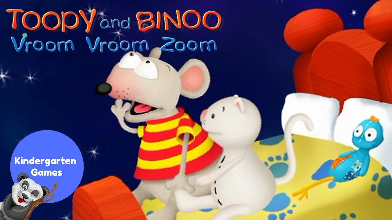 Toopy and Binoo VROOM VROOM ZOOM - YouTube