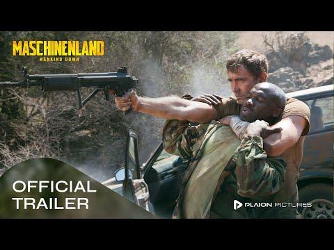 Maschinenland - Trailer (deutsch - HE-Release) Ab 26.10. auf Blu-ray und DVD