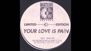 (1994) Deep End feat. Mimi Johnson - Your Love Is Pain [Marc Pomeroy Rhodes Mix]