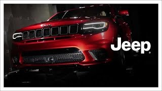 2018 Jeep® Grand Cherokee Trackhawk Reveal | Jeep®