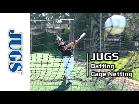 JUGS Batting Cage Netting  | JUGS Sports