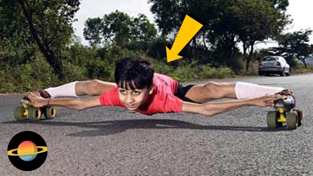 10 najbardziej zwariowanych sportów ekstremalnych
