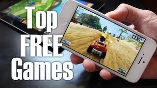 Favorite FREE Games for iPhone, iPad, & iPod Touch