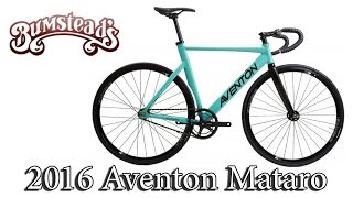 2016 Aventon Mataro Fixed Gear Bike - Check it out!