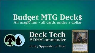 Budget Edric, Spymaster of Trest - EDH / Commander - DRAW