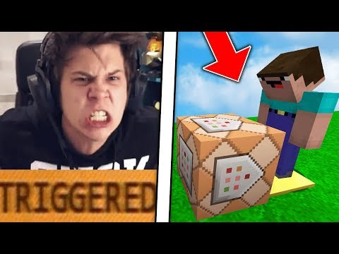 YOUTUBER TRIES TO TROLL ME AND FAILS HARD!
