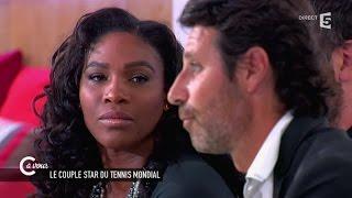 Serena Williams et Patrick Mouratoglou sur leur relation - C à vous - 20/05/2015