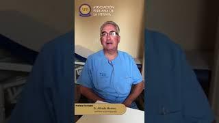 Dr. Alfredo Moreno participará en II Congreso Internacional de la Hernia
