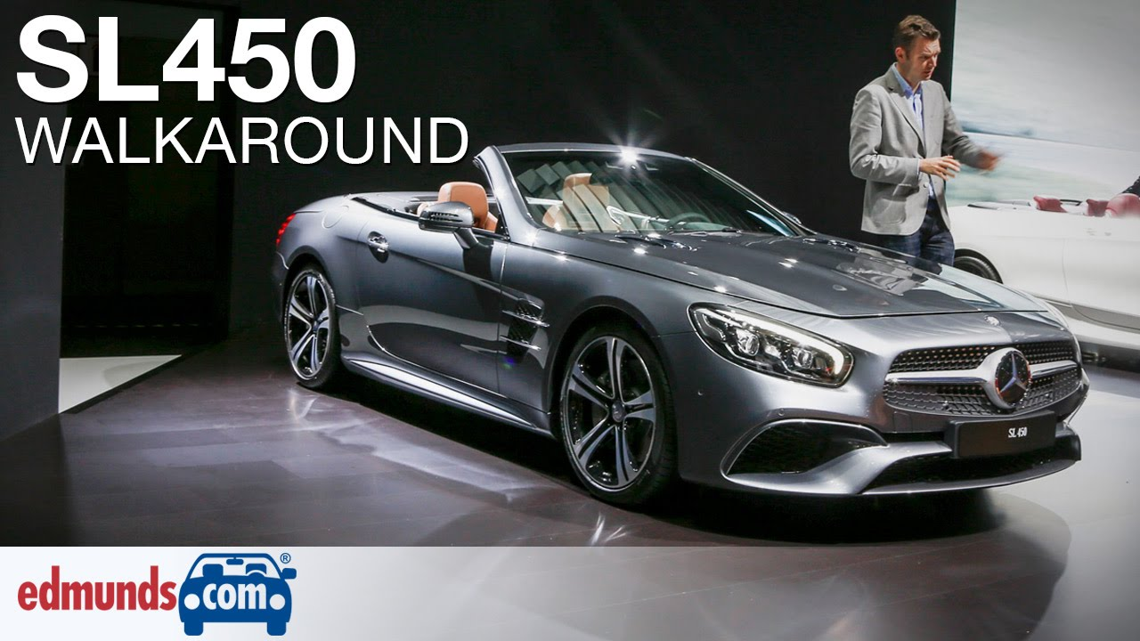 Cool 2017 MercedesBenz SL Walkaround Review  Los Angeles Auto