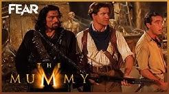 Showdown Inside The Pharaoh's Tomb | The Mummy (1999)