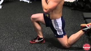How To: Bulgarian Split Squat