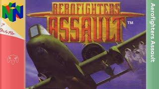 Aero Fighters Assault - Nintendo 64