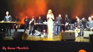 Nancy Ajram - Amana Ya Donia Stockholm Concert 2013