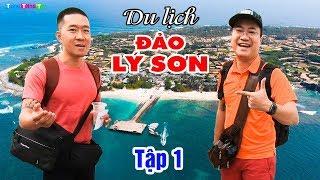 """DU LỊCH ĐẢO LÝ SƠN TỰ TÚC   Khám phá """"Đảo Phú Quốc của miền Trung"""""""