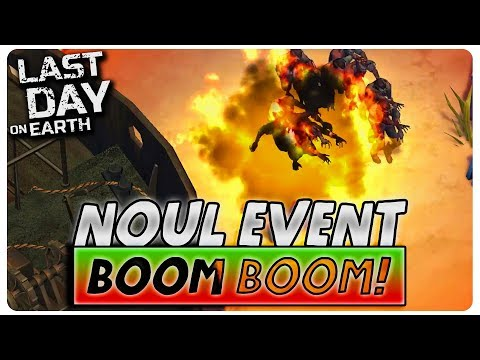 Noul event EXPLOZIV | Last Day on Earth