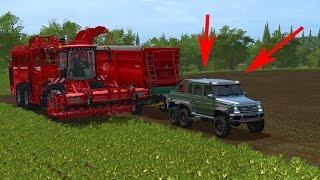 ГЕЛИК 6x6 МЕСТО ТРАКТОРА (МОДЫ) В FARMING SIMULATOR 2017(СВОЙ колхоз в Farming Simulator 2017 https://vk.com/radmirmta - СЕРВЕР В MTA! ПОДПИШИСЬ! http://toplay.su/ - ИЩИ СЕБЕ СЕРВЕР ЗДЕСЬ!, 2016-11-18T18:12:48.000Z)