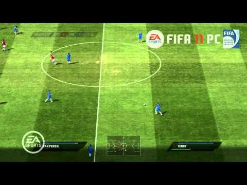 Обзор игры FIFA 12