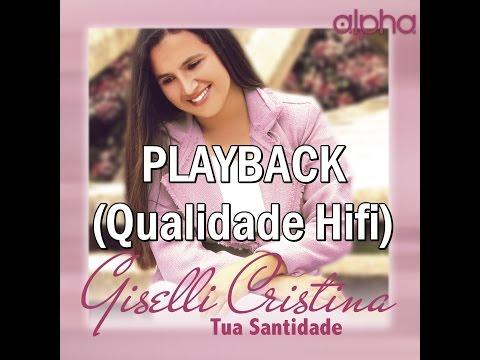 (Download) [Hi-fi 1440 Kbps] Giselli Cristina- Quero Adorá-Lo (Playback) (Qualidade Hi-fi).