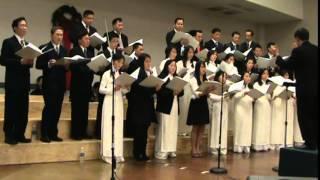 Của Lễ Đêm Đông - Ca Đoàn Phanxico, Fort Worth, TX 12/24//2009
