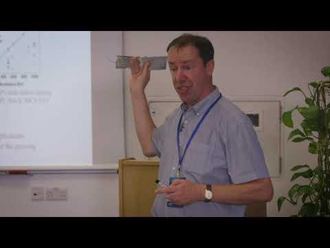 "Professor James Durrant - ""Next generation in PV technologies"""