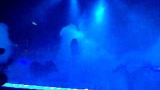 Marilyn Manson - Intro + Cruci-Fiction in Space - Lotto arena, Antwerp, Belgium 2009