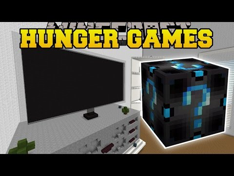 Minecraft: PAT & JEN'S REAL LIFE HOUSE HUNGER GAMES - Lucky Block Mod - Modded Mini-Game
